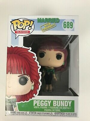 Funko POP Peggy Bundy Married with Children POP Television 689 NEW Vinyl Figure