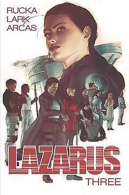 Lazarus Volume 3: Conclave by Greg Rucka (Paperback, 2015)