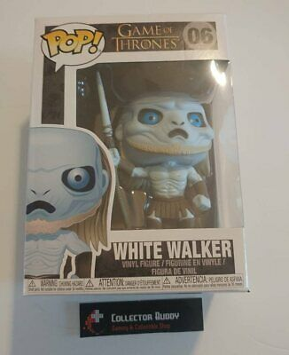 Funko Pop! Game of Thrones 06 White Walker Pop Vinyl Action Figure FU3017