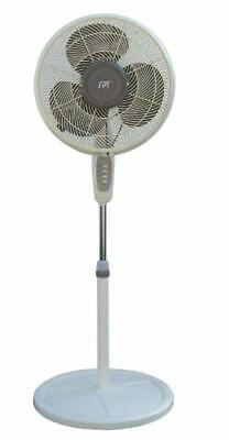 3 SPEED OUTDOOR Misting Mister Fan Oscillating 18 inch