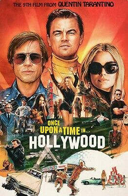 (1) Once Upon a Time in Hollywood Special 70mm Arclight Screening Q&A Ticket