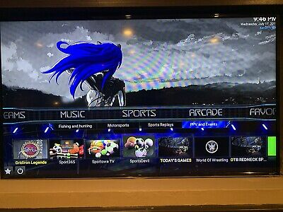 New AMAZON FIRE STICK * FULLY LOADED, K18.2, PPV, LIVE TV, MUCH MORE