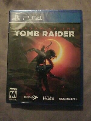 Shadow of the Tomb Raider HK Chinese subtitle PS4 NEW Video