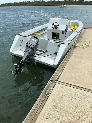 16ft Centre Console Fishing Boat
