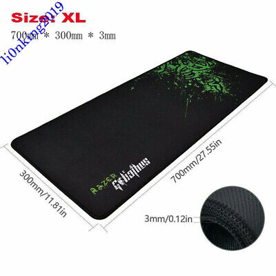 Softable Anti-slip Large Gaming Mouse pad Keyboard Mat for Laptop Computer PC