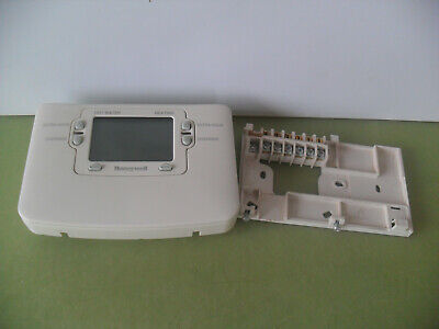 Honeywell ST9400C Two Channel 7-Day Programmer & Backplate
