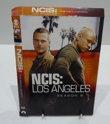 Ncis: Los Angeles Season.8 - Dvd Cardboard Slipcover Only No Discs