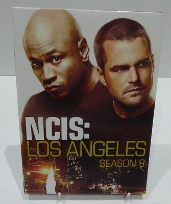 Ncis: Los Angeles Season.9 - Dvd Cardboard Slipcover Only No Discs