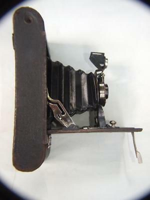 Antique Autographic Brownie No.2  Fold up Camera By Eastman Kodak USA Vnt 1920'S