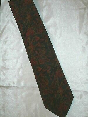 Vtg Air Canada Flight Attendant Crew Uniform Maple Leaf Red & Green Tie