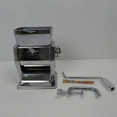 MARCATO Marga Mulino COMPACT GRAIN MILL GRAIN CRUSHER Flour Flakes Made in Italy