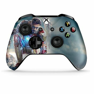 SONY Playstation PS4 Dualshock 4 Wireless Customized Controller Ironman