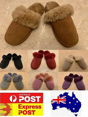 UGG Sheepskin Scuff slippers, comfy and warm for winter, AU stock