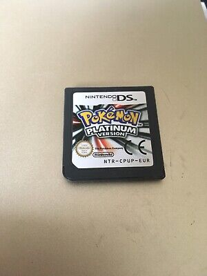 Pokemon: Platinum Version (Nintendo DS, 2009) Cartridge Only