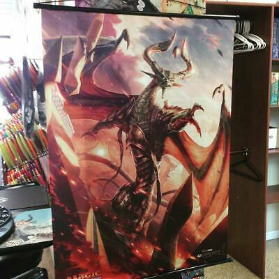 Nicol Bolas Wall Scroll Ultra Pro Magic The Gathering