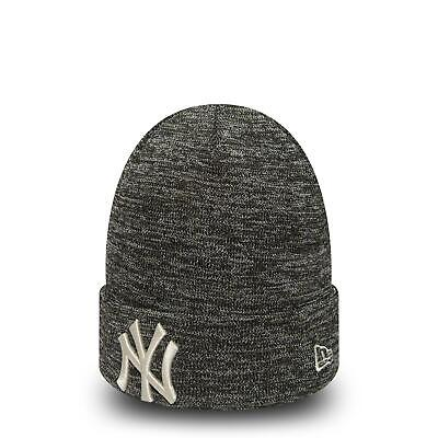 New Era Fit Cup Beanie - Antracite Melange - 80635860