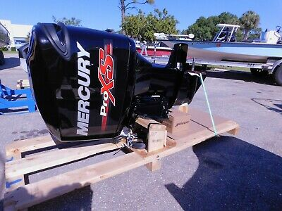 CPO 2017 MERCURY 150L DFI ProXS Optimax 2Stroke Outboard Engine 20