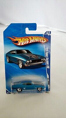 Hot wheels new in pack 73 Ford Falcon XB