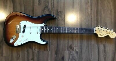 FENDER/WARMOTH PARTSCASTER HARDTAIL all the best parts!