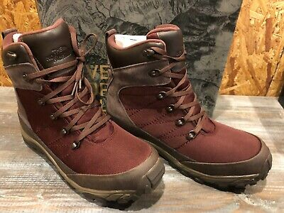 d7bcc1bf8 THE NORTH FACE Mens Chilkat Nylon Boots - SIZE US 10.5 - Brown - BRAND NEW