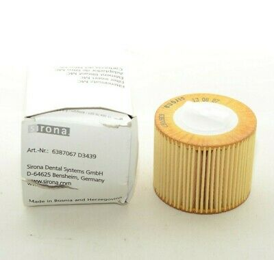 Sirona Dental Milling UNIT Filter 6387067 D3439