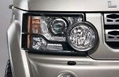 Land Rover Discovery 4 Front Head Lamp Guards - VPLAP0008