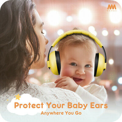 Comfort Baby Ear Muffs Noise Cancelling Headphones For Kids Hearing Protection