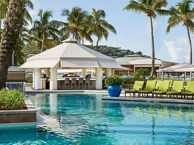 Westin St John Virgin Grand Premium Studio Villa Aug 31 - Sep 7, 2019 - Sleeps 4