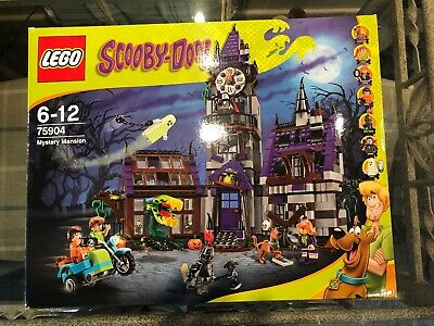 Lego Mansion Mystery Doo 75904 Scooby YED9IH2W