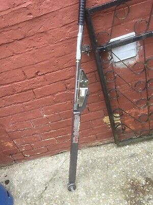 norbar 5R torque wrench 3/4 drive, used but in working order