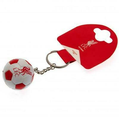 Liverpool F.C. Football Keyring OFFICIAL LICENSED  MERCHANDISE GIFT