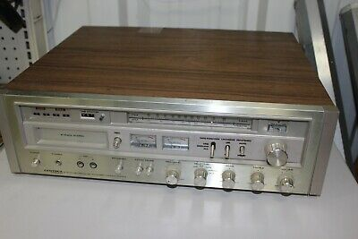 Pioneer Centrex Stereo Receiver with 8-track Player Recorder AM/FM Model RH-626