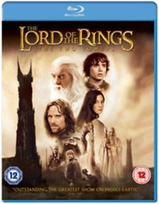 Miranda Otto, Brad Dourif-Lord of the Rings: The Two Towers Blu-ray NUEVO