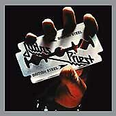 British Steel [Bonus Tracks] [Remaster] by Judas Priest (CD, May-2001, Legacy)