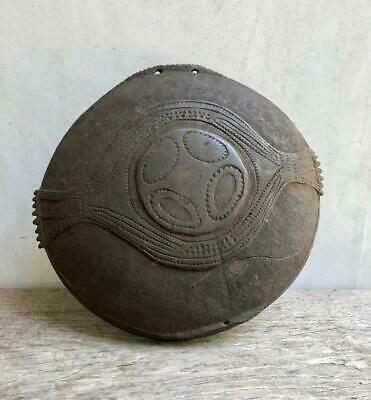 Ancient New Guinea Wood Plate