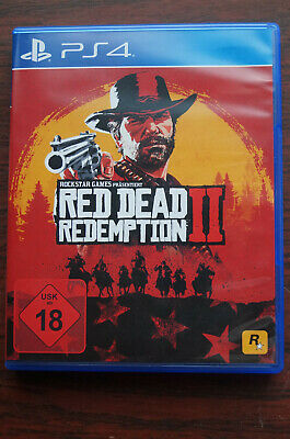 Red Dead Redemption 2 - Playstation 4 -
