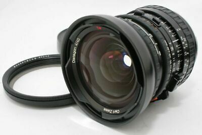 Hasselblad Carl Zeiss Distagon T* 40mm f4 CFE FLE Lens with rare Hasselblad UV f