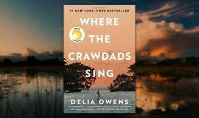 Where The Crawdads Sing by Delia Owens Eb00k  [PDF] 🔥FAST🔥