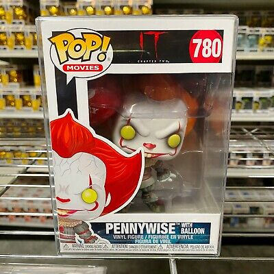 """Funk Pop It : Chapter 2 :  Pennywise with Balloon #780 Vinyl """"MINT"""" (IN STOCK)"""