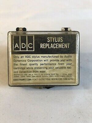 Adc R-Xl Stereo Phono Cartridge Replacement Stylus