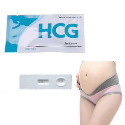 10xHome Private Early Pregnancy Urine Midstream Test Strips Rapid Test Kit Handy