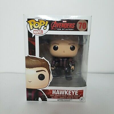 Funko POP! Marvel Avengers Age of Ultron HAWKEYE Vinyl Bobble-Head Figure #70