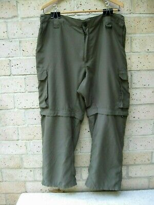 Boy Scouts America Official Uniform Cargo canvas switchback Pants Large Relaxed