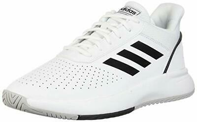 adidas Men's Courtsmash Sneakers Tennis Shoes - WHITE - PICK SIZE - 9F_01