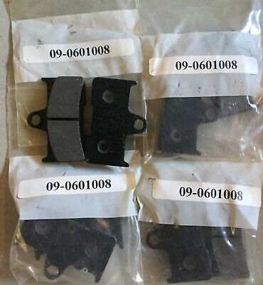 Lot of four pairs! Odes 800cc Brake pads 09-0601008