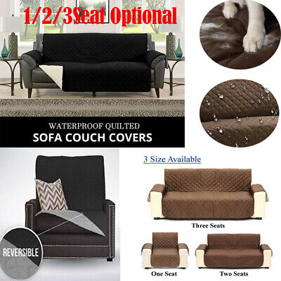 Miraculous Quilted Sofa Cover Anti Skid Slip Pet Protector Home Couch Short Links Chair Design For Home Short Linksinfo