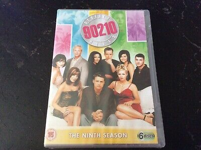 Beverly Hills 90210 Complete Series 9 DVD  UK R2 new