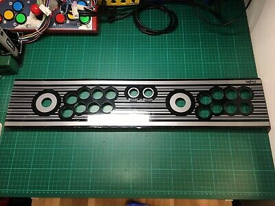 Control Panel 2 Players Taito Vewlix Any Model Borne Arcade Jamma 2x8 Buttons