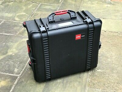 HPRC 2700W Professional Wheeled Camera Equipment Case with cubed foam