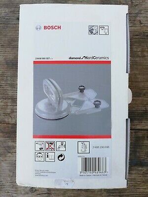 Bosch Adjustable Centering Guide for Diamond Hole Saw/Drill Bits, Drilling Pilot